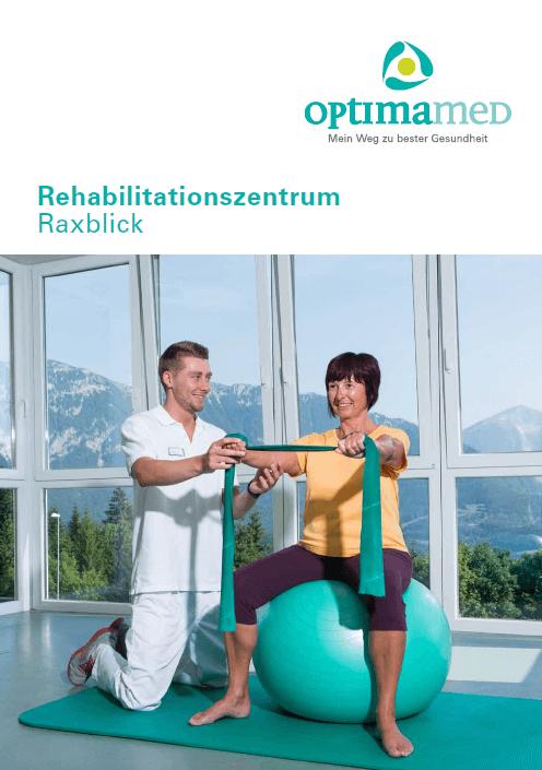 Infofolder Cover Raxblick