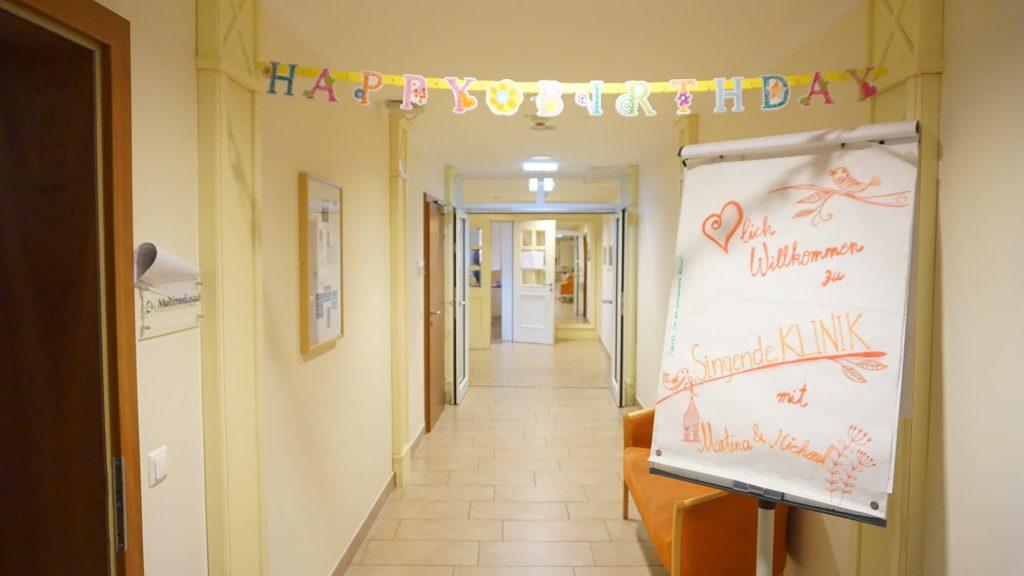 Singende Klinik OpitmaMed Rehazentrum Raxblick